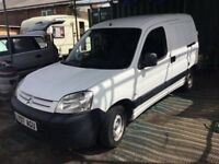 2007 CITREON BERLINGO PETROL LPG SIDE LOADER IN CLEAN CONDITION READY FOR WORK PX WELCOME SIDELOADER