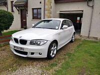 BMW 1 Series 116D Sport 2010 3 door