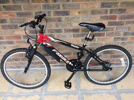 Medium, small mountain bike £65 ono