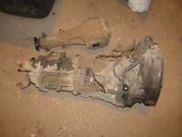 Subaru Impreza Turbo 2000 Gearbox & Diff