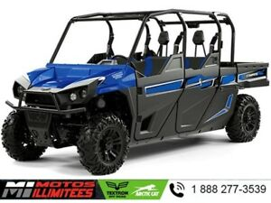 2018 Textron Stampede 4X EPS