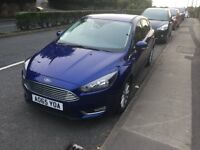 Ford Focus Titanium 1.0, 2015 65 reg. low mileage