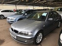 BMW 3 SERIES 2005 320D ** DIESEL ** AUTOMATIC **1 OWNER FROM NEW ** 12 MONTH MOT ** DRIVES LIKE NEW