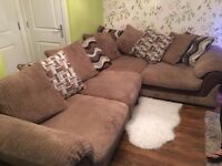 Harveys Lullabye Left Hand Facing Corner Sofa with 3 year extended warranty