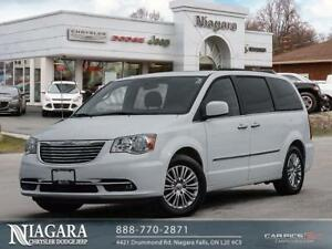 2016 Chrysler Town & Country TOURING-L | DUAL DVD | SUNROOF | LE