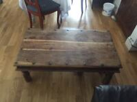 Nice table in wood amazing and cheap 15.00