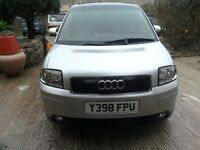 Audi A2 For Sale / Swap For 4x4 Preferably Freelander