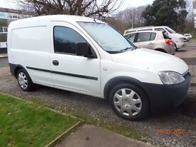 vauxhall combo 1 owner full service history