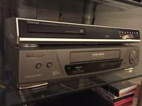 Panasonic VCR machine hardly used