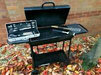 Barbecue and accessories