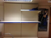 Storage Racking and shelves