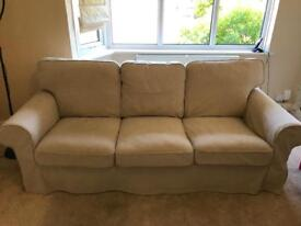 """Three-seat Sofa IKEA """"EXTORP"""""""