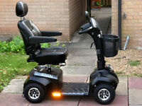 Drive Envoy Plus 8mph Stylish Hi-Tech Mobility Scooter. FREE Delivery. Pristine Condition.