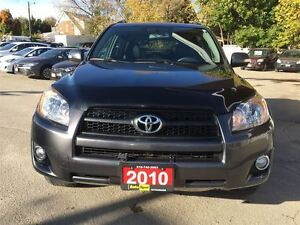 2010 Toyota RAV4 Sport/METICULOUS SERVICE HISTORY/PRICED FOR A Q Kitchener / Waterloo Kitchener Area image 12