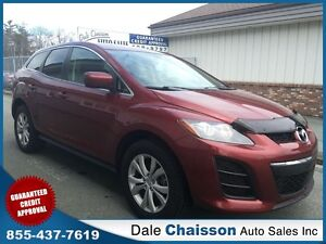 2010 Mazda CX-7 GS- (All Wheel Drive)($65 Weekly $0 down, Tax In