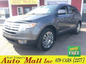 2010 Ford Edge Limited/Leather/Sunroof