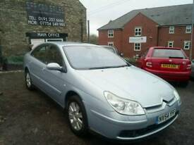 2005 Citreon C5 2.0 HDI 136 Exclusive, Hatchback 5 Door, Diesel 120k, 12 MOT, X2 keys