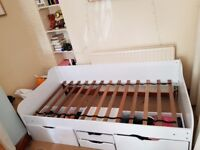 Single sofa bed, very good condition