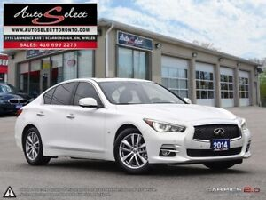 2014 Infiniti Q50 AWD ONLY 95K! **TECHNOLOGY PKG** CLEAN CARP...