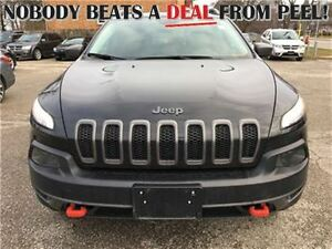 2015 Jeep Cherokee Trailhawk *Fully Loaded*