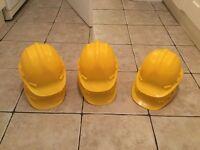 Standard Hard Hats x 6