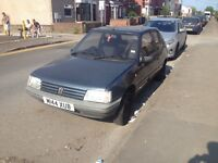 Clasic Peugeot 205 diesel bargain