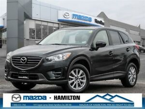 2016 Mazda CX-5 GX, CPO, 0% FOR 24 MONTHS!!, ACC FREE, RENTAL