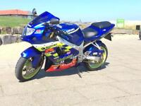 GSXR 600 for sale, swap or px