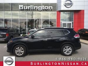 2014 Nissan Rogue SV, FWD, ACCIDENT FREE & SNOW TIRES !