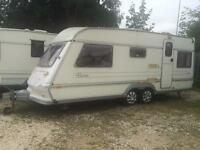 5 BERTH TWIN WHEEL JUBILEE WITH END BEDROOM AND WE CAN DELIVER