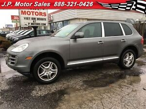 2009 Porsche Cayenne S, Automatic, Leather, Sunroof, AWD