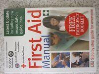 DK First Aid Manual