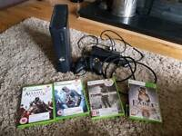 Xbox 360 and games perfect working order