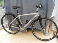 ADULTS VERY GOOD QUALITY MARIN LARKSPUR HYBRID MOUNTAIN BIKE IN VGC