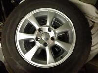 4 Jeep Grand Cherokee Wheels and Tyres