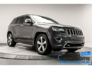 2014 Jeep Grand Cherokee Overland, AWD, CUIR, TOIT