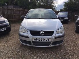 VOLKSWAGEN POLO 1.2 E 5DR 2005 * IDEAL FIRST CAR * CHEAP INSURANCE * HPI CLEAR