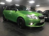 Skoda Fabia 1.4 TSI vRS S2000 DSG 5dr **FULL SERVICE HISTORY* FINANCE AVAILABlE**