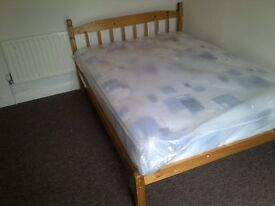 1 Single room (£195) and 1 Double room (£275) available immediately in a shared