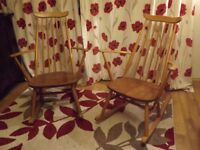 Ercol Goldsmith Rocking Chairs