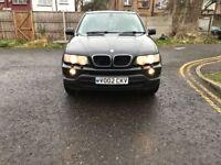 2002 BMW X5 2.9 d 5dr Automatic @07445775115