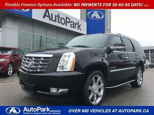 2014 Cadillac Escalade Navigation| Rear DVD| Backup Camera|Stunn