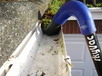 Driveways, Gutter Cleaning, Patios, Shed Re-felts, Pathways, Clearances, UPVC