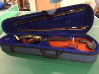 Student Violin/Fiddle package 4/4 size