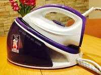 RRP £120 Philips SpeedCare steam generator iron