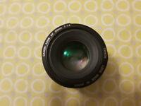 Canon EF 50mm 1.4 Lens - Excellent condition