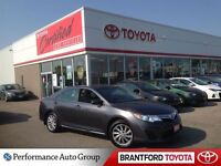 2014 Toyota Camry Sunroof Alloy $118 Bi-Weekly plus HST O.A.C.
