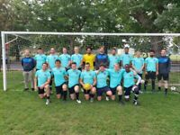 Looking for extra players to play 11 aside football, JOIN LOCAL SOCCER TEAM, FOOTBALL TEAM LONDON