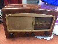 Bakealight radios and transistor radios collectors pieces in good condition