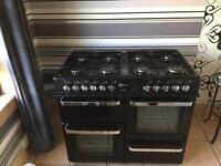 Flavel aspen 100 gas and electric range